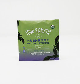 Four Sigmatic Four Sigmatic - Mushroom Latte Mix, Matcha (Single)