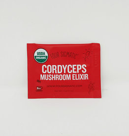 Four Sigmatic Four Sigmatic - Mushroom Elixir, Instant Cordyceps (Single)