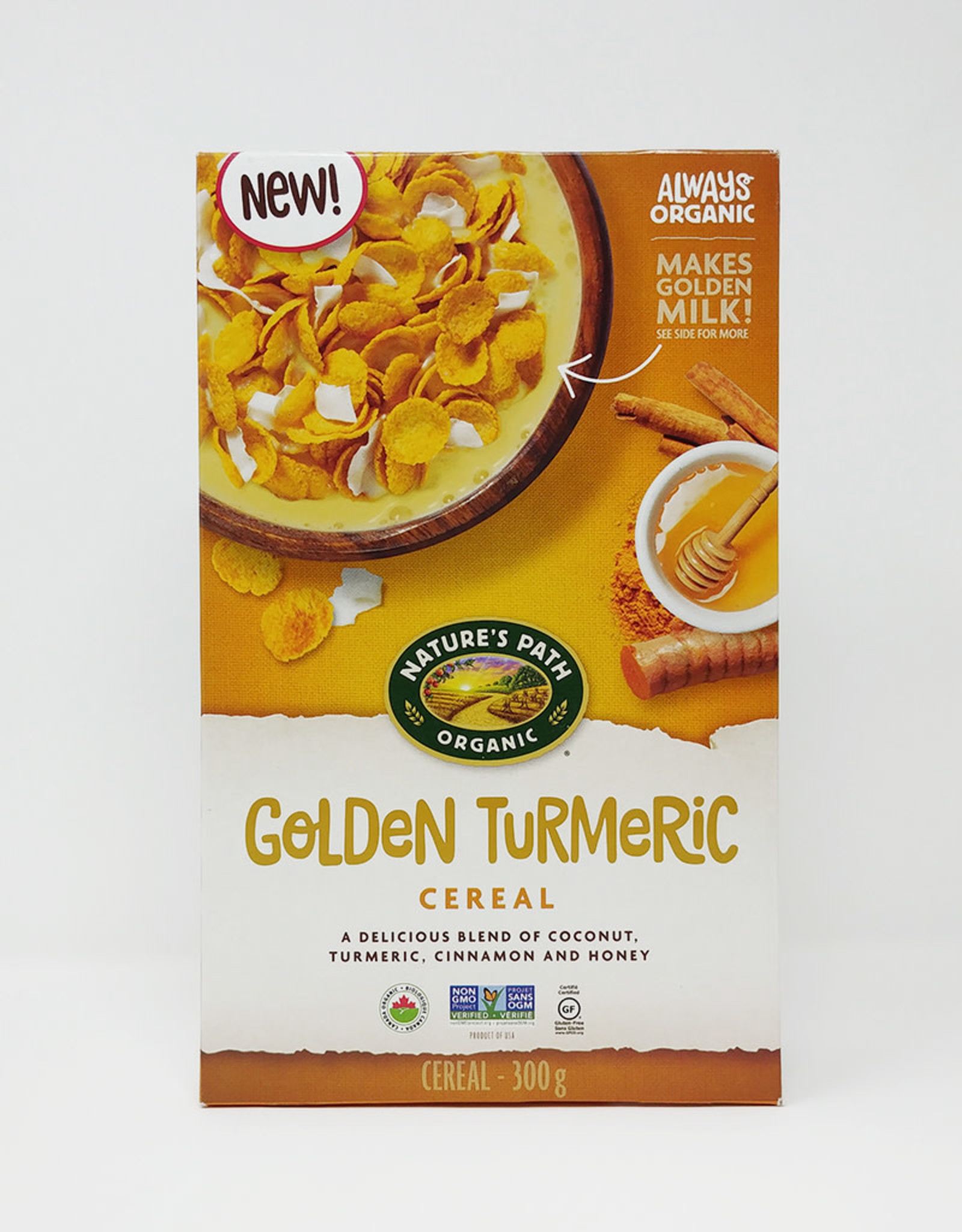 Nature's Path Natures Path - Cereal, Golden Turmeric