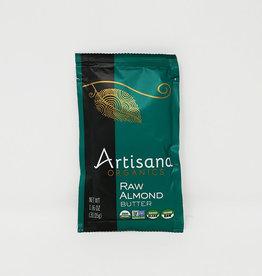 Artisana Artisana - Squeeze Pack, Raw Almond Butter (30.05g)