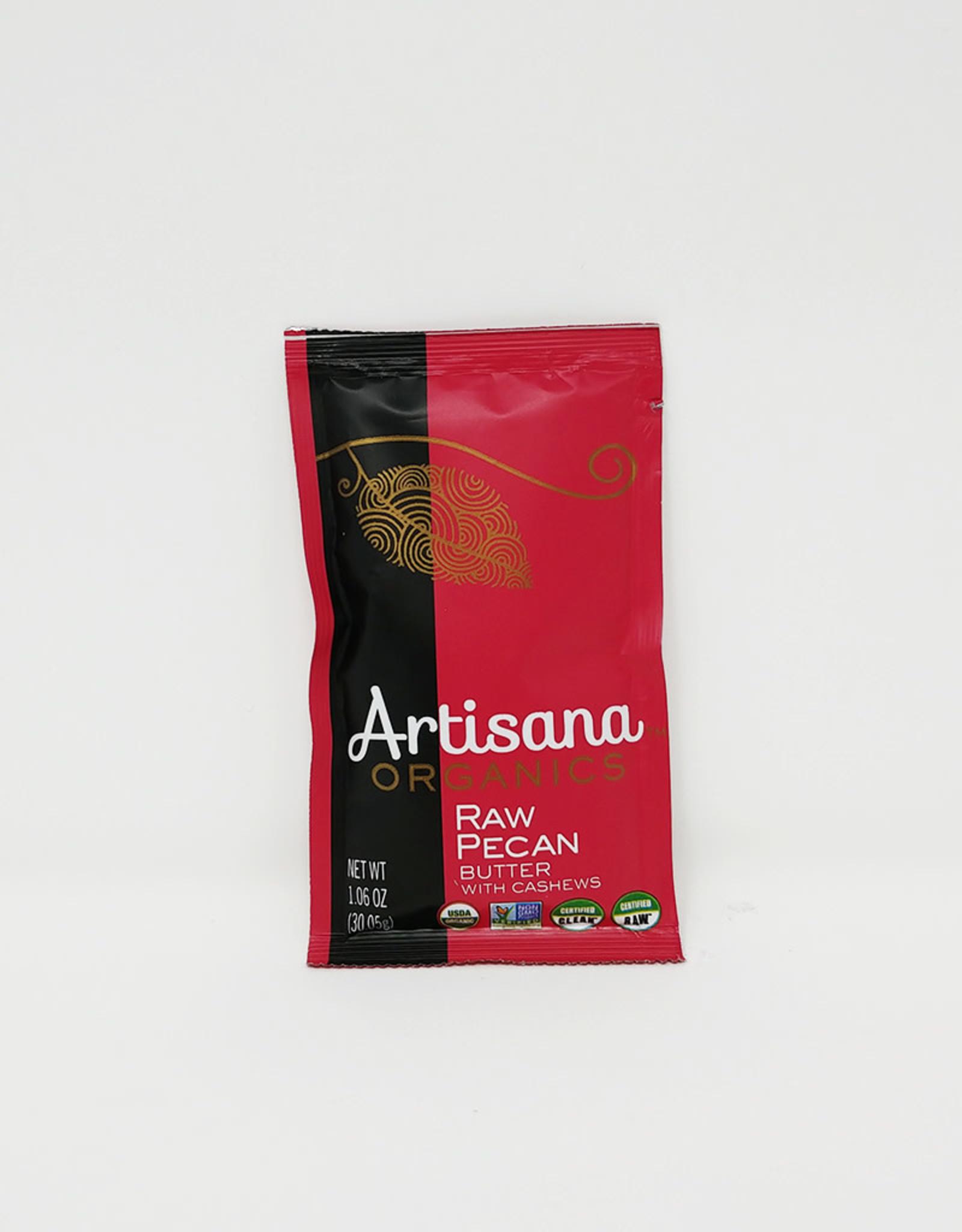 Artisana Artisana - Squeeze Pack, Raw Pecan Butter (30.05g)