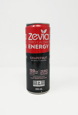 Zevia Soda Zevia - Energy Drink, Grapefruit (355ml)