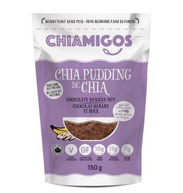 Chiamigos Chiamigos - Instant Chia Pudding, Chocolate Banana Nut (150g)