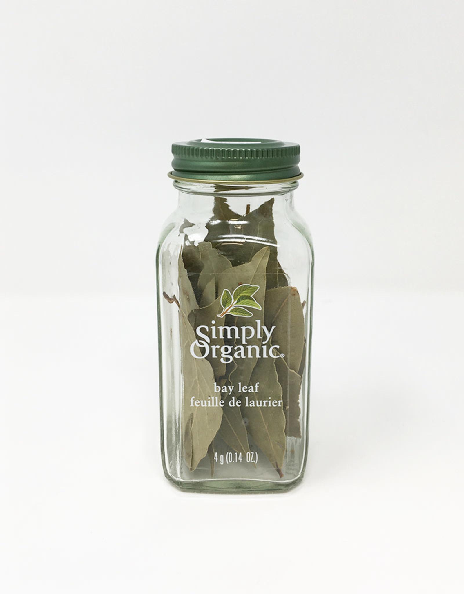 Simply Organic Simply Organic - Bay Leaf (4g)