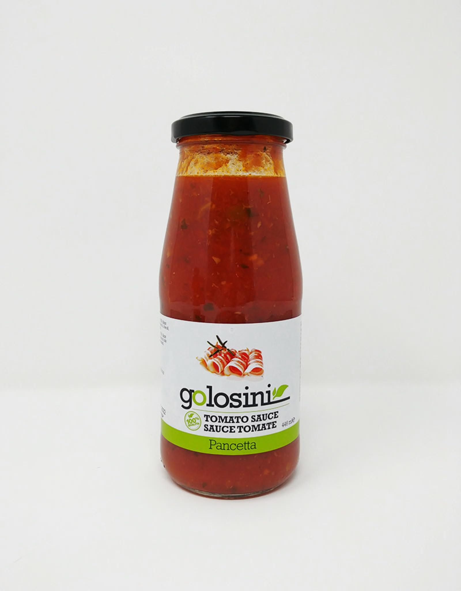 Golosini Golosini - Sauce, Spicy Pancetta (446ml)