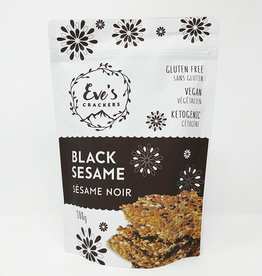 Eve's Crackers Eves Crackers - Black Sesame