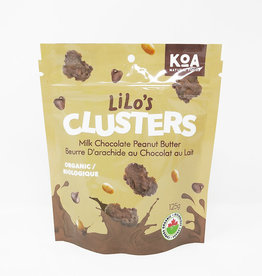 Lilo & Co. Lilo & Co. - Clusters, Milk Chocolate Peanut Butter