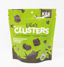 Lilo & Co. Lilo & Co. - Clusters, Dark Chocolate