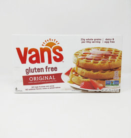Van's All Natural Vans All Natural - Gluten Free Waffles, Original