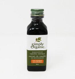 Simply Organic Simply Organic - Madagascar Vanilla Extract, Non-Alcohol (59ml)