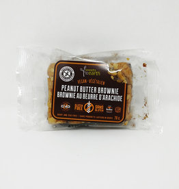 Sweets From The Earth Sweets From The Earth - GF Peanut Butter Brownie (70g)