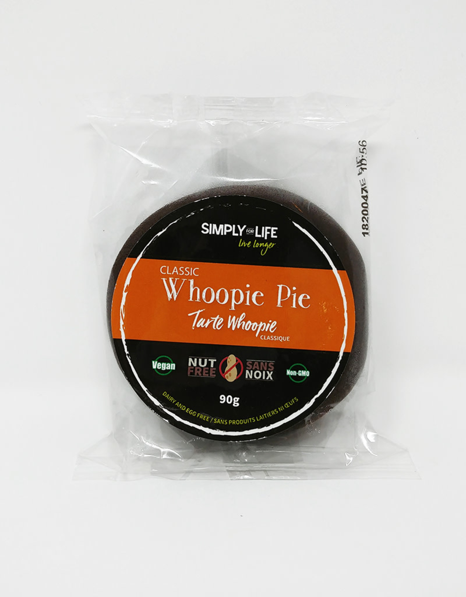 Sweets From The Earth Sweets From The Earth - SFL Whoopie Pie, Classic (90g)