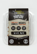 Sweets From The Earth Sweets From The Earth - Keto Cookies, Peanut Butter (100g)