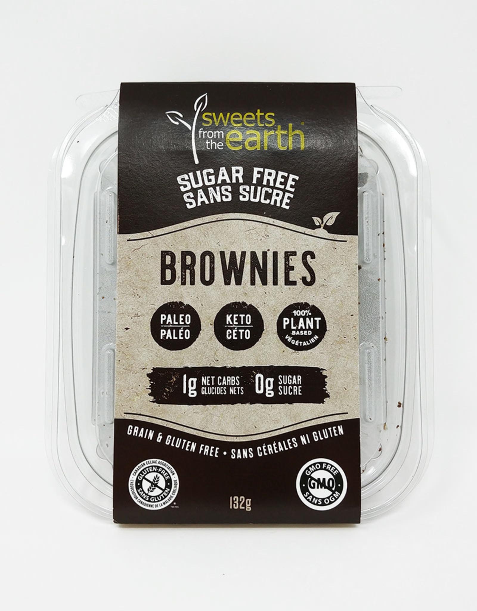 Sweets From The Earth Sweets From The Earth - Keto Brownies (132g)