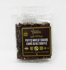 Sweets From The Earth Sweets From The Earth - Puffed Wheat Squares (75g)