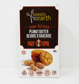 Sweets From The Earth Sweets From The Earth - Vegan Peanut Butter Cookies