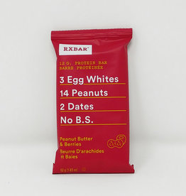 RXBAR RXBAR - Peanut Butter & Berries