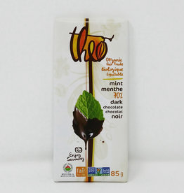 Theo Theo - Organic Chocolate Bars, Mint 70%