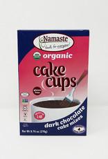 Namaste Foods Namaste - Organic Cake Cups, Dark Chocolate (276g)