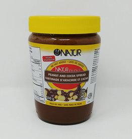 Natur Natur - Peanut & Cocoa Spread (500g)