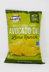 Good Health Good Health - Avocado Oil Potato Chips, Lime Ranch