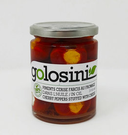 Golosini Golosini - Hot Peppers Stuffed with Cheese (314ml)