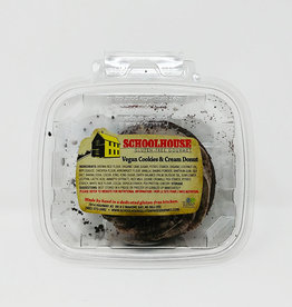 Schoolhouse Gluten-Free Gourmet Schoolhouse - Gluten Free Donut, Vegan Cookies & Cream