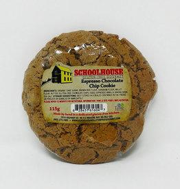 Schoolhouse Gluten-Free Gourmet Schoolhouse - Gluten Free Cookie, Espresso Chocolate Chip