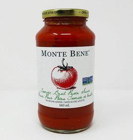 Monte Bene Monte Bene - Pasta Sauce, Tomato Basil (660ml)