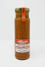 Atlantic Mustard Mill Atlantic Mustard Mill - Mustard, BBQ Sauce (250ml)