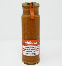 Atlantic Mustard Mill Atlantic Mustard Mill - Mustard, BBQ Sauce (250ml)