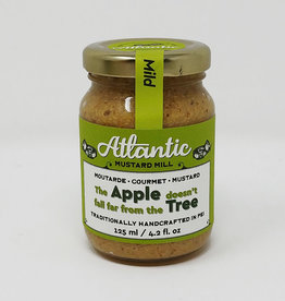 Atlantic Mustard Mill Atlantic Mustard Mill - Mustard, The Apple Tree (125ml)