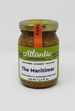 Atlantic Mustard Mill Atlantic Mustard Mill - Mustard, The Maritimer (125ml)
