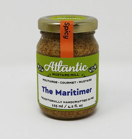 Atlantic Mustard Mill Atlantic Mustard Mill - Mustard, The Maritimer (125ml)