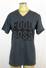 Simply For Life T-Shirt V-neck - Food Boss
