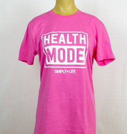 Simply For Life T-Shirt Crewneck - Health Mode