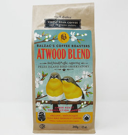 Balzac's Coffee Roasters Balzacs Coffee Roasters -  Atwood Blend (340g bag)