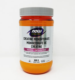 NOW Foods NOW Sports - Creatine Monohydrate Powder (600g)