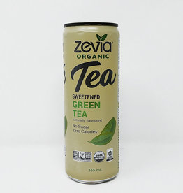 Zevia Soda Zevia - Tea, Green Tea (355ml)