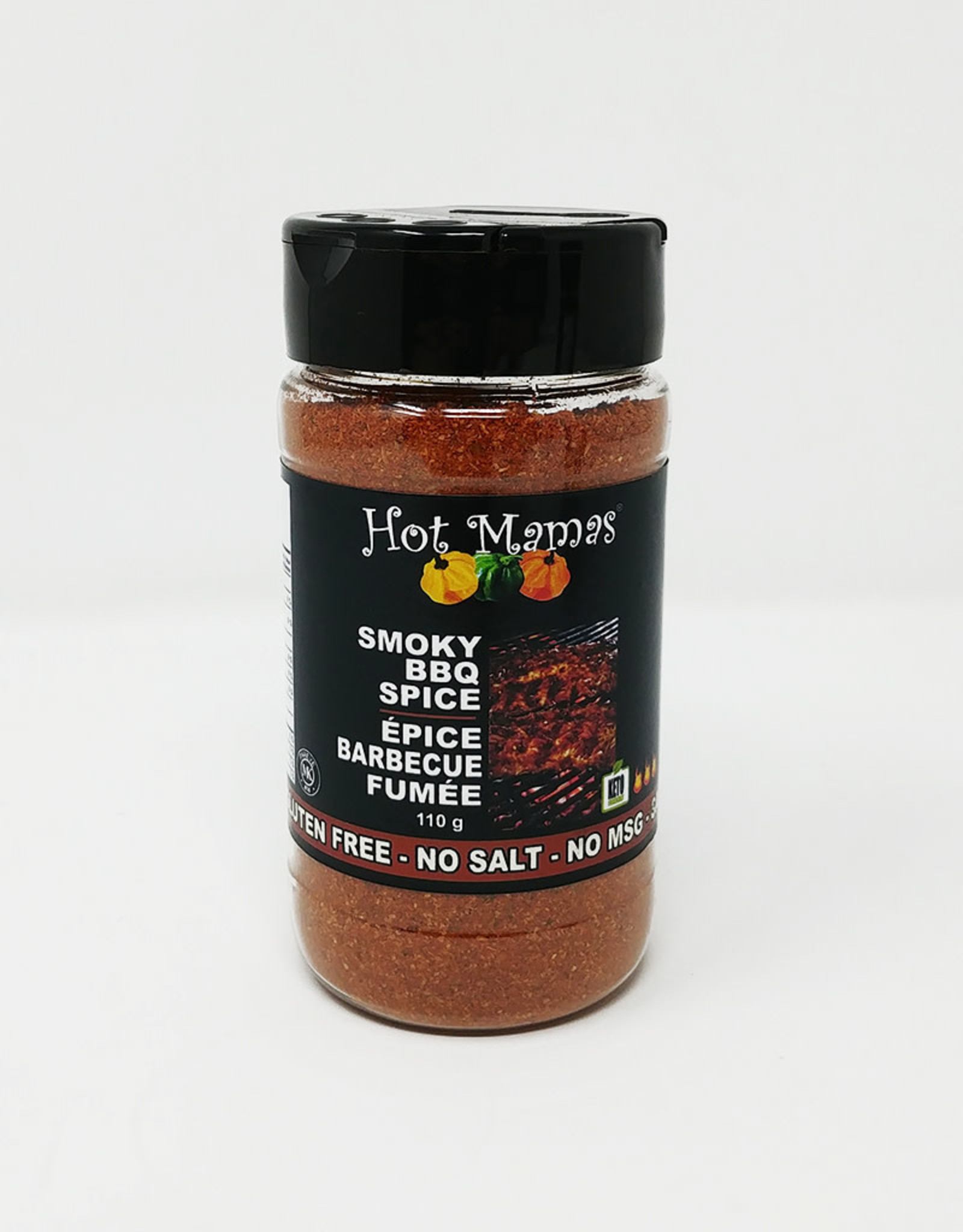 Hot Mamas Hot Mamas - Spice Mix, Smoky BBQ (110g)