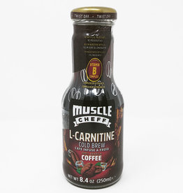 Muscle Cheff Muscle Cheff - L-Carnite Cold Brew (250ml)