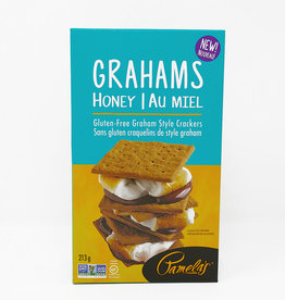 Pamela's Pamelas - Graham Crackers, Honey (213g)
