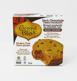 Coconut Bliss Coconut Bliss - Cookie Sandwich, Dark Chocolate