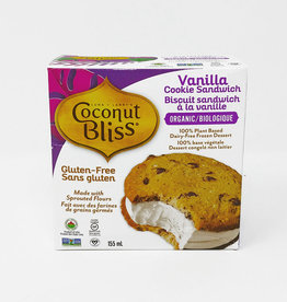 Coconut Bliss Coconut Bliss - Cookie Sandwich, Vanilla