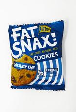 Fatsnax Fat Snax - Keto Cookie, Chocolate Chip