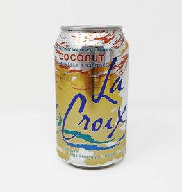 La Croix La Croix - Sparkling Water, Coconut (single)