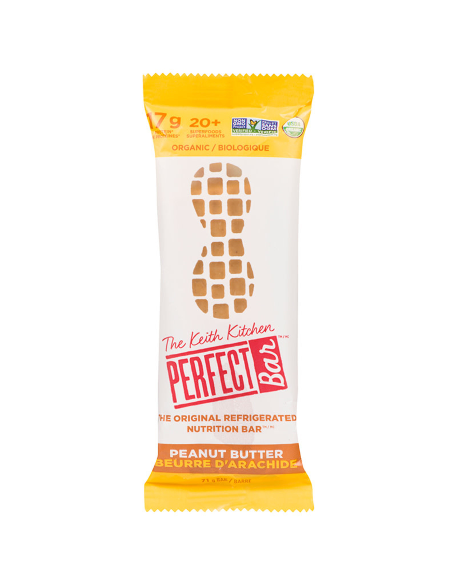Perfect Bar Perfect Bar - Peanut Butter (71g)