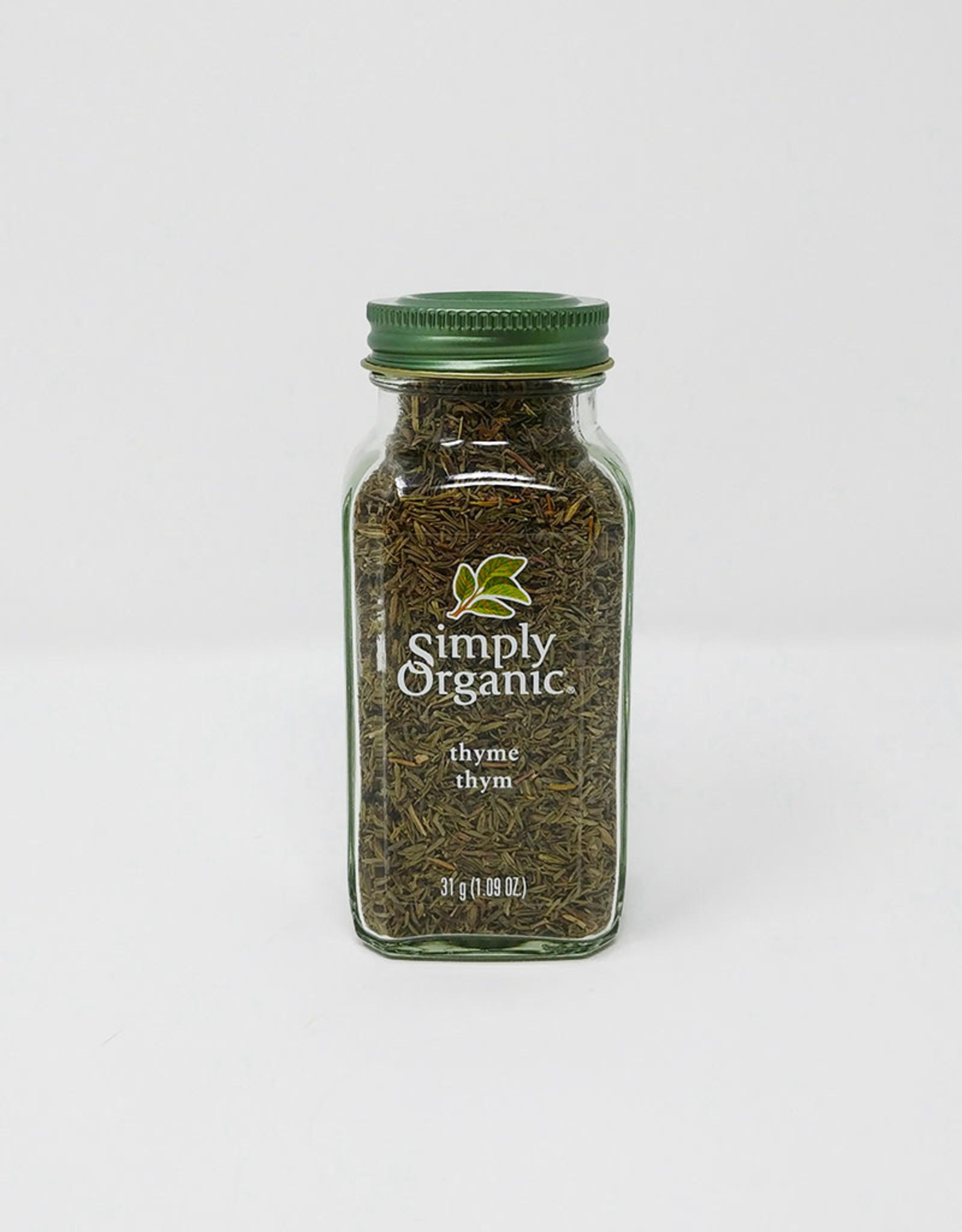Simply Organic Simply Organic - Thyme