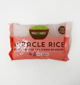 Miracle Noodle Miracle Noodle - Rice, Shirataki Konjac Rice (227g)