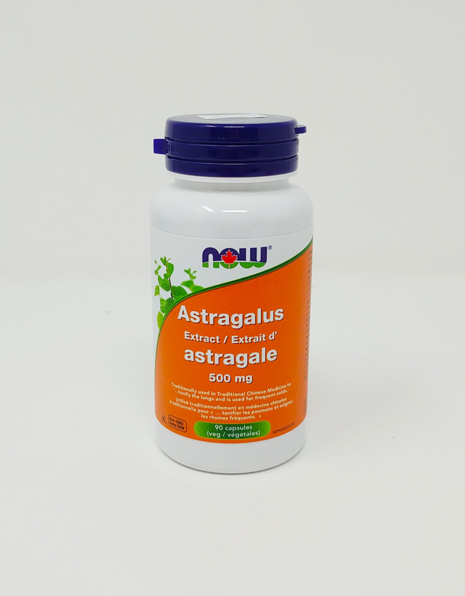 NOW Foods Now Foods - Astragulus Extract (500mg)